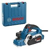 Bosch Professional Rabot Filaire GHO 26-82 D (710W, 2,8kg, rgime  vide: 18 000tr/min,  des copeaux : 2,6mm, Coffret)