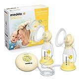 Tire-lait électrique double Medela Swing Maxi Flex - Plus de lait en moins de temps, avec les téterelles PersonalFit Flex et la technologie d'expression en 2 phases de Medela