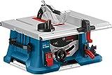 Bosch Professional  0601B42000 Scie sur Table GTS 635-216 (1600 W, Diamètre de Lame : 216 mm, Diamètre d'Alésage de Lame : 30 mm, Boite Carton)