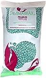 Perles de cire Aloe Vera Premium de 1 kg sans bandes de cire pour l'épilation, cire pour le corps entier à la cire brésilienne, jambes, visage, bras, zone de bikini et intime