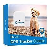 Tractive collier GPS pour chien - Traceur GPS avec portée illimitée