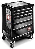 FACOM ROLL.6GTWB Servante ROLL BlackEdition - 6 tiroirs - 3 modules par tiroir