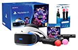 Playstation VR Starter Plus Pack Camera V2 + VR Worlds + Paire Move Controllers