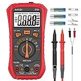 Multimètre Numérique Portable,AoKoZo 21D Automatique Testeur Electrique ,6000 Compte,TRMS (Taille 147 * 71 * 45mm)