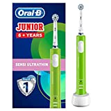 Oral-B Junior 6+ Verte Brosse  Dents lectrique Rechargeable