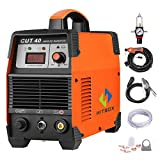 Plasma Cutter 40A 220 V lectrique DC Inverter Air Plasma Machine De Dcoupage CUT40 Metal Cutter HITBOX