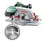 Bosch Scie circulaire 'Expert' PKS 66 A avec butée parallèle et lame de scie 0603502002