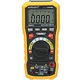 DyNamic Hyelec Peakmeter Ms8236 Gamme Automatique Multimètre Numérique Avec Ac/Dc Amp Volt Résistance Capacitance Fréquence Test De Température Et Enregistreur De Données Usb