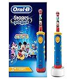 Oral-B Stages Brosse  Dents lectrique Pour Enfants Avec Personnage Mickey