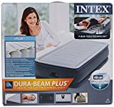 INTEX Matelas gonflable Comfort-Plush Mid Rise Queen 203x152x33 cm