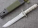 FARDEER KNIFE Couteau de Survie d'extérieur Outdoor Chasse pour Camping randonnée Survie