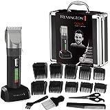 Remington HC5810 Coffret Cheveux, Tondeuse Cheveux, 10 Sabots, Lames Auto-Afftes Cramique Avance, Moteur Pro Puissant, Charge Rapide, Autonomie