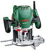Bosch 060326A100 Dfonceuse POF 1200 AE (1200 W, dans Carton) Vert