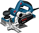 Bosch Professional Rabot GHO 40-82 C (850 W, Bleu, 3,2 kg, régime à vide: 14 000tr/min)