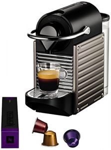 Krups YY1201FD Pixie Nespresso