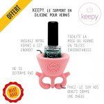 MadameParis Brosse Lissante Support Vernis