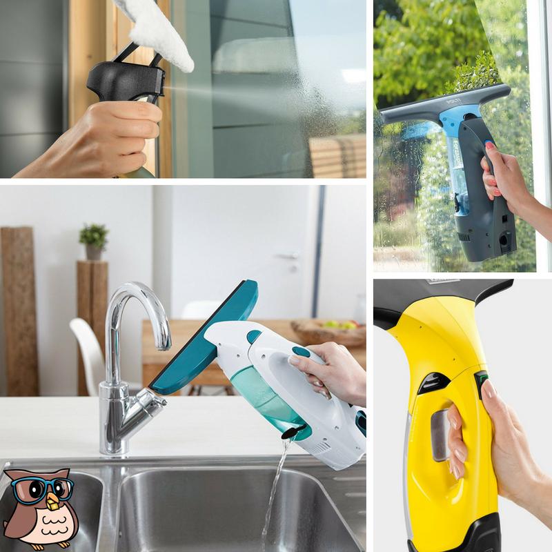 5 conseils pour choisir le meilleur nettoyeur ou lave vitres for Bien nettoyer ses vitres