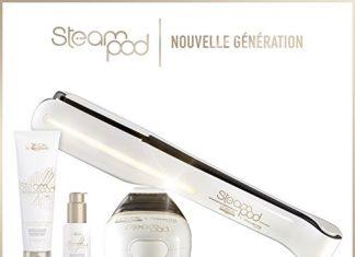 L'oréal Pack Steampod 20 fer à lisser vapeur