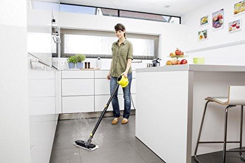 karcher sc1 le meilleur nettoyeur vapeur pas cher avec kit balai. Black Bedroom Furniture Sets. Home Design Ideas