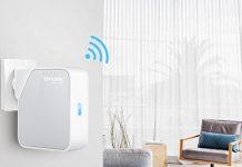 TP-Link TL WR810N Router Wi-Fii