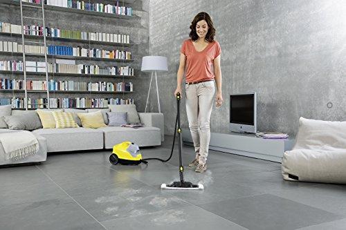 karcher sc4 test et avis du puissant nettoyeur vapeur balai traineau. Black Bedroom Furniture Sets. Home Design Ideas