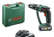 Bosch Perceuse visseuse percussion sans fil PSB-18 LI 2