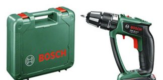 Bosch Perceuse visseuse percussion sans fil PSB-18 LI 2