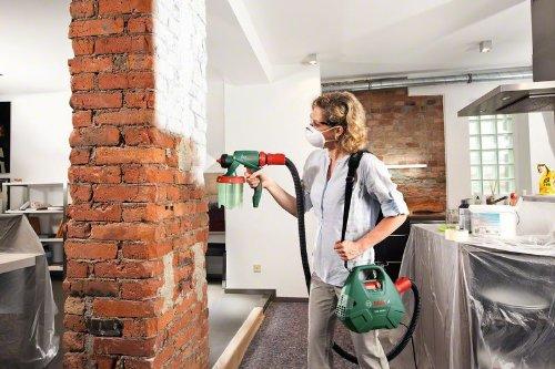 bosch universal pfs 3000 2 le meilleur pistolet peinture. Black Bedroom Furniture Sets. Home Design Ideas