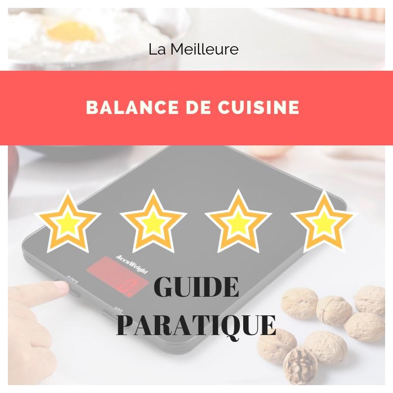 Comment choisir la meilleure balance de cuisine notre - Meilleure balance de cuisine ...