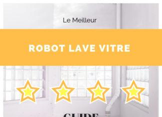 guide robot lave vitre