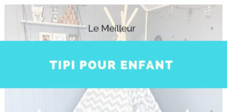 guide tipi enfant
