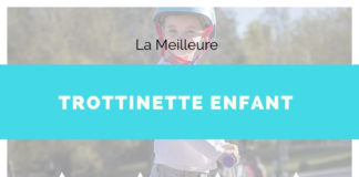 guide trottinette enfant