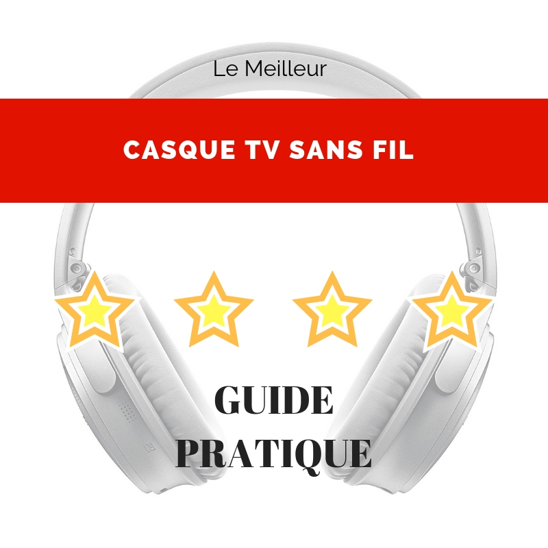 s lection des meilleurs casques tv sans fil top classement 2019. Black Bedroom Furniture Sets. Home Design Ideas
